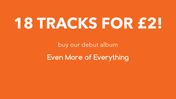 'Even More of Everything' Available Now!