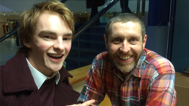 Dave Gorman Gets To The Point Review