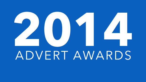 Ben & Mike's 2014 Advert Awards