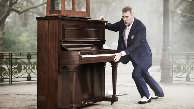 Hugh Laurie & The Copper Bottom Band Review