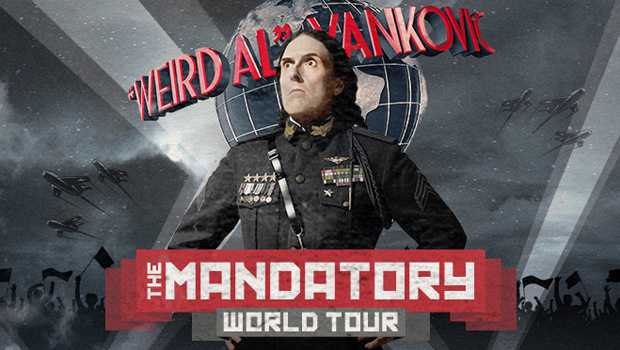 Weird Al Yankovic Mandatory Fun Tour Review