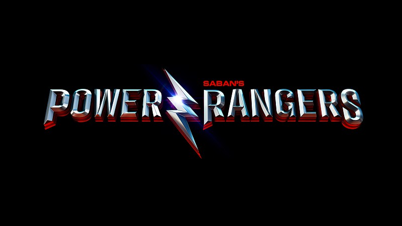The New Power Rangers Logo and Costumes