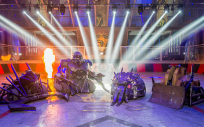 New Robot Wars Review