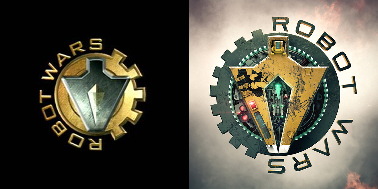 new robot wars review logo