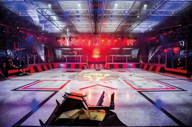 robot wars arena 2