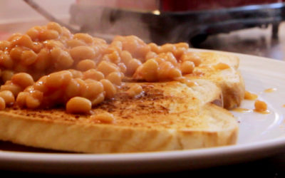 Cooking For Blokes – Beans on Toast