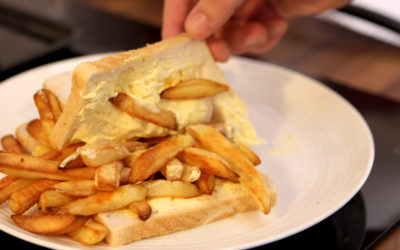 Cooking for Blokes – Chip Butty